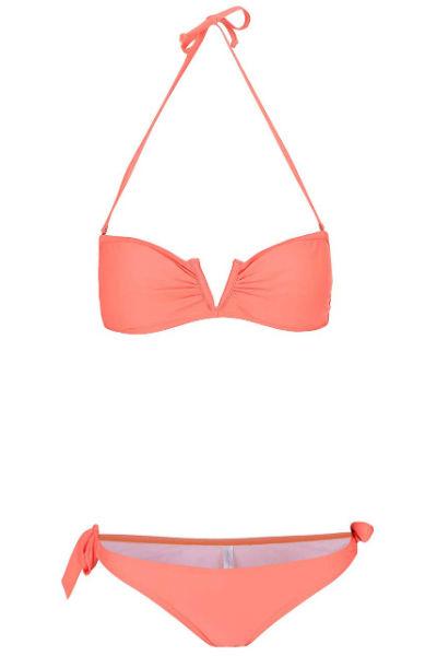 Costum de baie Relleciga portocaliu